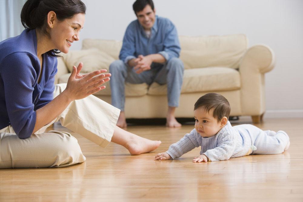 0-6岁宝宝奥运潜能如何开发