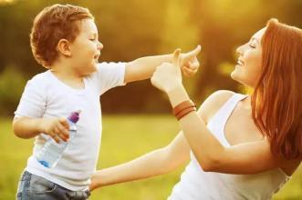 常说五句话可培育优秀宝宝