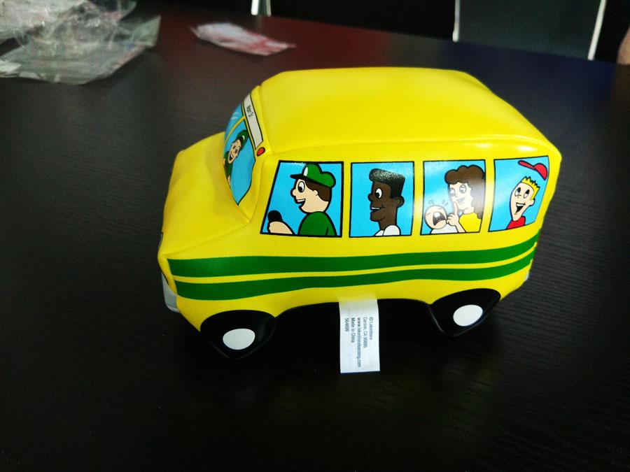 汽车软体模型
